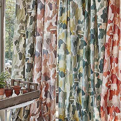 Katharine Ellen Designs Curtains